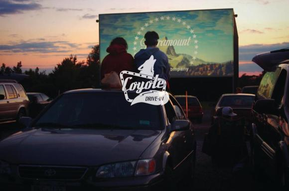 coyote drive in great promo photo