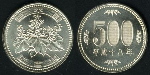 500-yen-coin