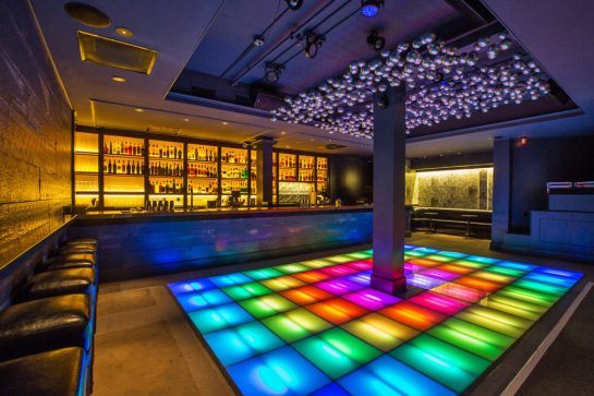 Honeycut LA Dance Floor