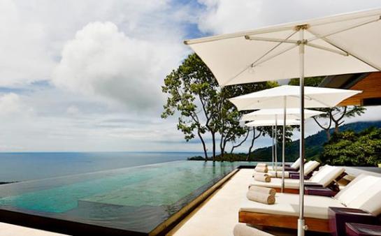 Kurà Design Villas view, rego's life