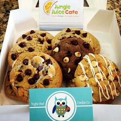 night owl cookie company