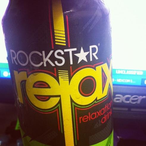 rockstar relax drink, rockstar relax, travel essentials, rego's life