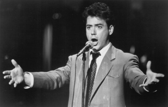 roberty downey jr heart and sould national anthem