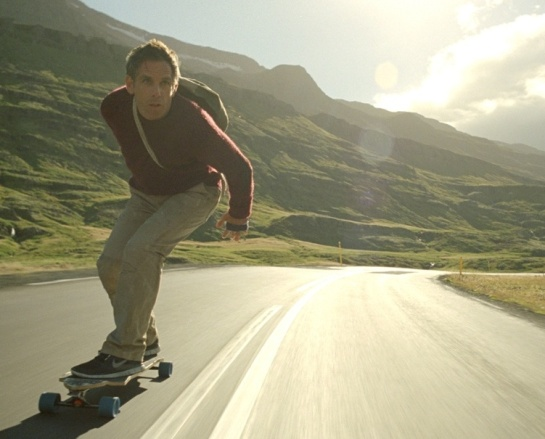 walter mitty skateboard scene, walter mitty, the secret life of walter mitty, secret life of walter mitty, walter mitty movie, walter mitty summary, walter mitty story walter mitty movie, life of walter mitty, rego's life, musings episode 44 walter mitty had it right
