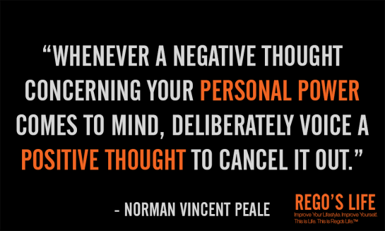 whenever a negative thought norman vincent peale, mental discipline, what is happiness, what is motivation, Rego's Life, Musings Episode 46 The Art of Discipline, Abraham Hicks, Thought, Pursuit of Happyness, Will Smith, Abraham, Rego, success
