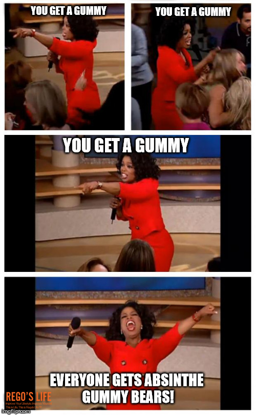 Oprah Meme, For The Weekenders Rhodes to Greece Absinthe Gummy Bears Vinho Fuelled Polo in Argentina, Rego's Life For The Weekenders Rhodes to Greece Absinthe Gummy Bears Vinho Fuelled Polo in Argentina, For The Weekenders Rhodes to Greece Absinthe Gummy Bears Vinho Fuelled Polo in Argentina Rego's Life, Rego's Life, regos life, regoslife, Casa Cook, Casa Cook Rhodes, Casa Cook Greece, Argentina Polo Day, Argentina Polo Holidays, holiday ideas, travel ideas, travel ideas argentina, travel ideas greece, Absinthe gummy bears recipe, how to make absinthe gummy bears, how to make absinthe gummies, For The Weekenders, For The Weekenders Rego's Life, Rego's Life For The Weekenders, argentina, greece, rhodes, absinthe, alcohol, holiday, vacation, holiday ideas, polo, Polo in Argentina, Sailing in Greece, gummy bears, entrepreneur, leisure, life, holidayideas, travel, luxury, how to make alcoholic gummies, how to make alcoholic gummy bears, gymmy bear flips off Katy Perry