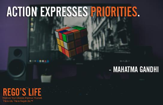 Priority Regos Life
