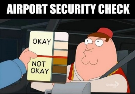 Airport Security Check Family Guy meme, For The Weekenders Travel Essentials The Sequel, Rego's Life For The Weekenders Travel Essentials The Sequel, For The Weekenders Travel Essentials The Sequel Rego's Life, Rego's Life, regoslife, regos life, For The Weekenders, Rego's Life For The Weekenders, For The Weekenders Rego's Life, travel essentials, best things to travel with, 3 things you need when travelling, 3 things essential for travel, RFID wallet, bluetooth ear buds, bluetooth headphones, wireless ear buds, wireless headphones, wristwatch, wrist watch, travel accessories, must have travel accessories, iMossi RFID, iMossi, airport security meme, TSA meme
